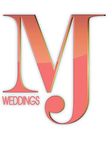 MJ WEDDINGS AND EVENTSglow logo